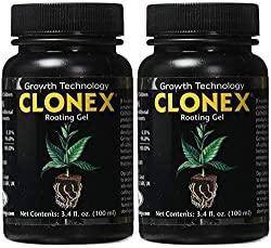 2 bottles of clonex rooting gel