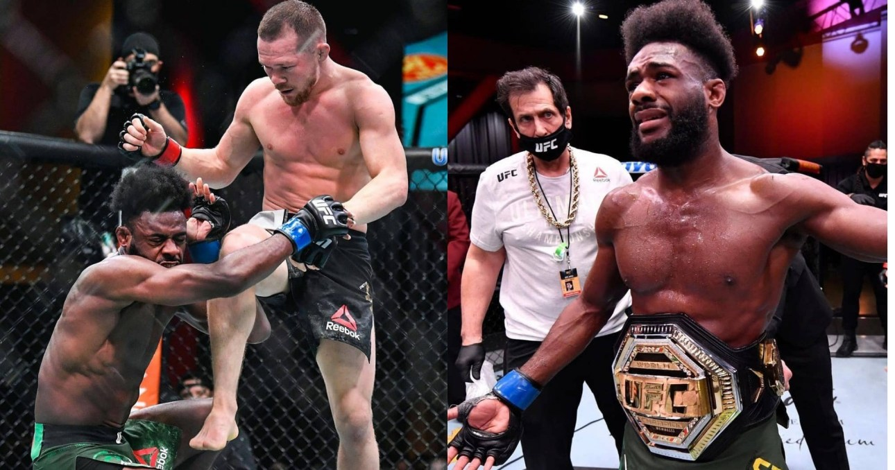 Aljamain Sterling admitted he felt bad on the night of UFC 259, preparing to return to the Octagon later this year.