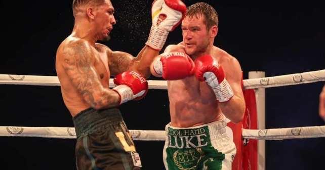 Luke Keeler vs. Luis Arias