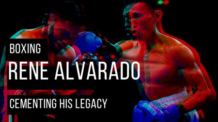 Rene Alvarado vs. gutierrez interview