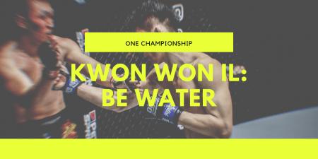 Kwon Won Il interview