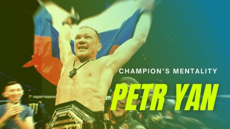 Petr Yan UFC 259 interview