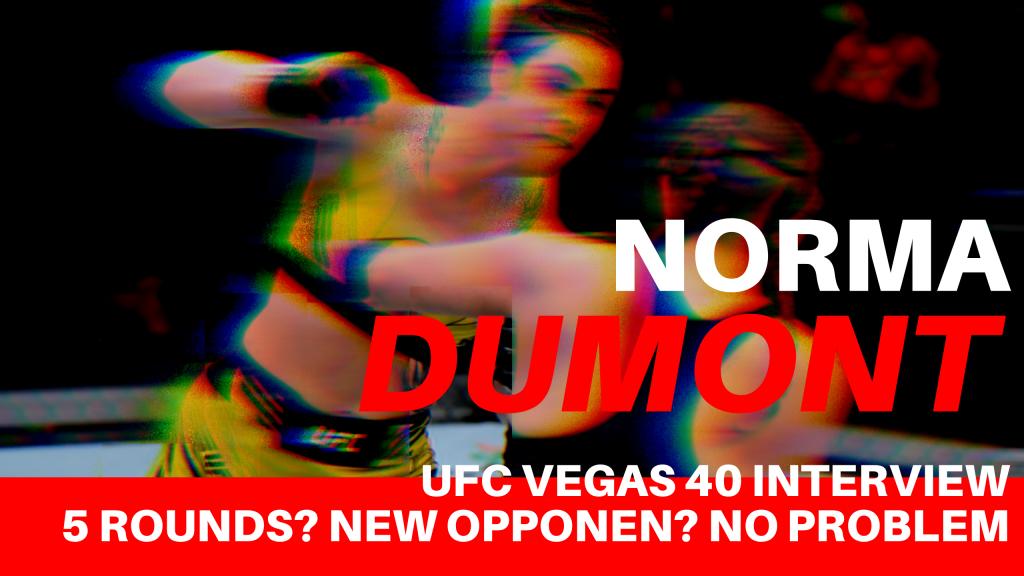 Norma Dumont interview