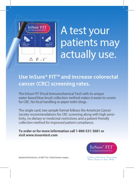 What S A Fit Test Fight Colorectal Cancer