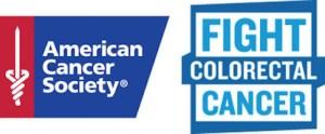 American Cancer Society Fight CRC Dual Logo