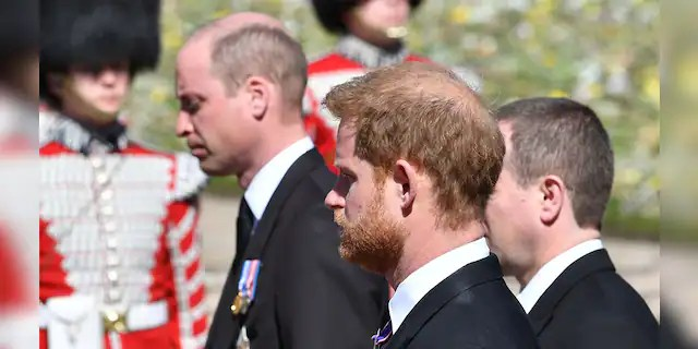 It's unclear how long Prince Harry will stay in the U.K.
