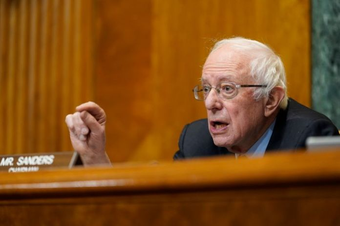 Sen. Bernie Sanders (I-Vt.) wants a big focus on improving Medicare benefits and opening it to younger people, both because h