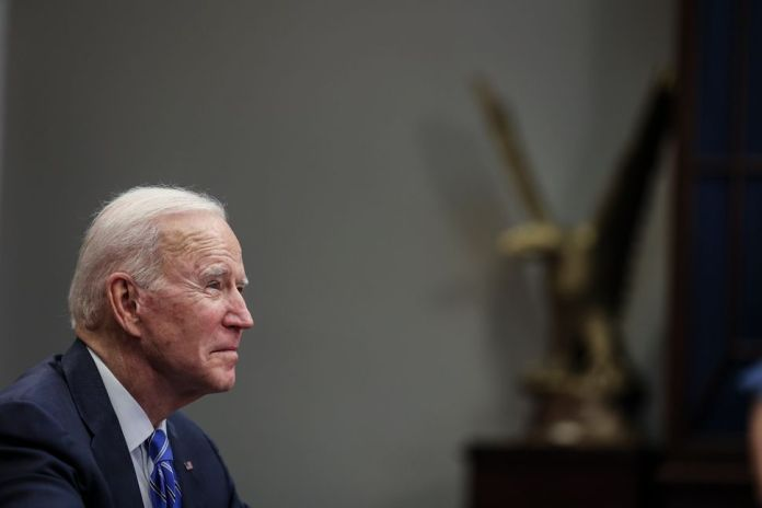 President Joe Biden will outline his ambitious plans before Congress on April 28.