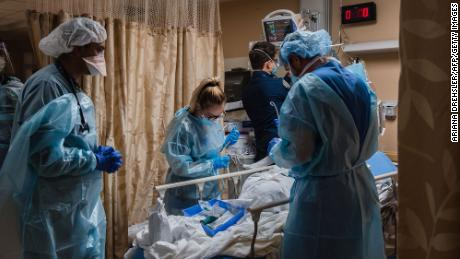 More young people are getting hospitalized as a 'stickier,' more infectious strain becomes dominant