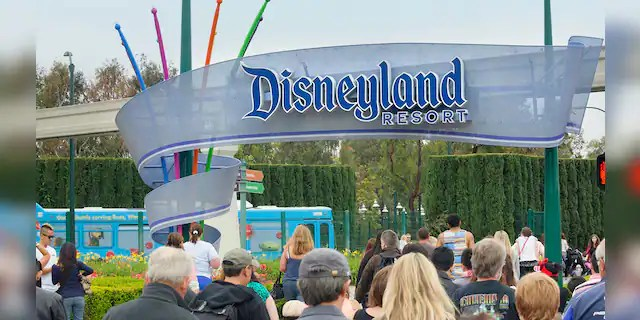 Disneyland fans reported waiting up to nine hours to buy tickets on Thursday.