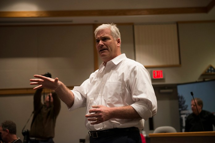 NRCC Chair Tom Emmer (R-Minn.) is pictured. | Getty Images