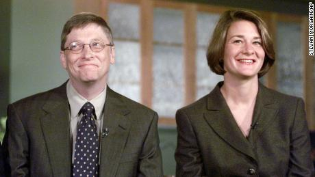Bill and Melinda Gates announced the creation of the Gates Millennium scholarship progam.