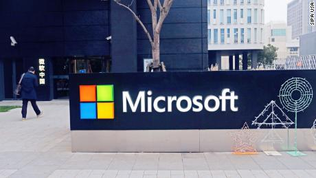 China is still part of Microsoft's game plan despite the big hack