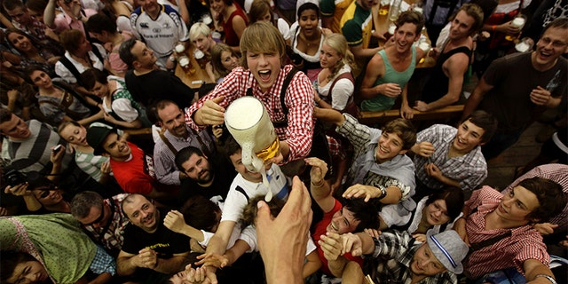 Bavarian officials canceled Oktoberfest festivities for the second year in a row due to concerns over the spread of COVID-19.