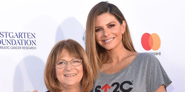 Maria Menounos announced on Sunday that her mom Litsa Menounos passed away from brain cancer.