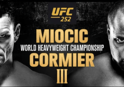 UFC 252 Fight Picks