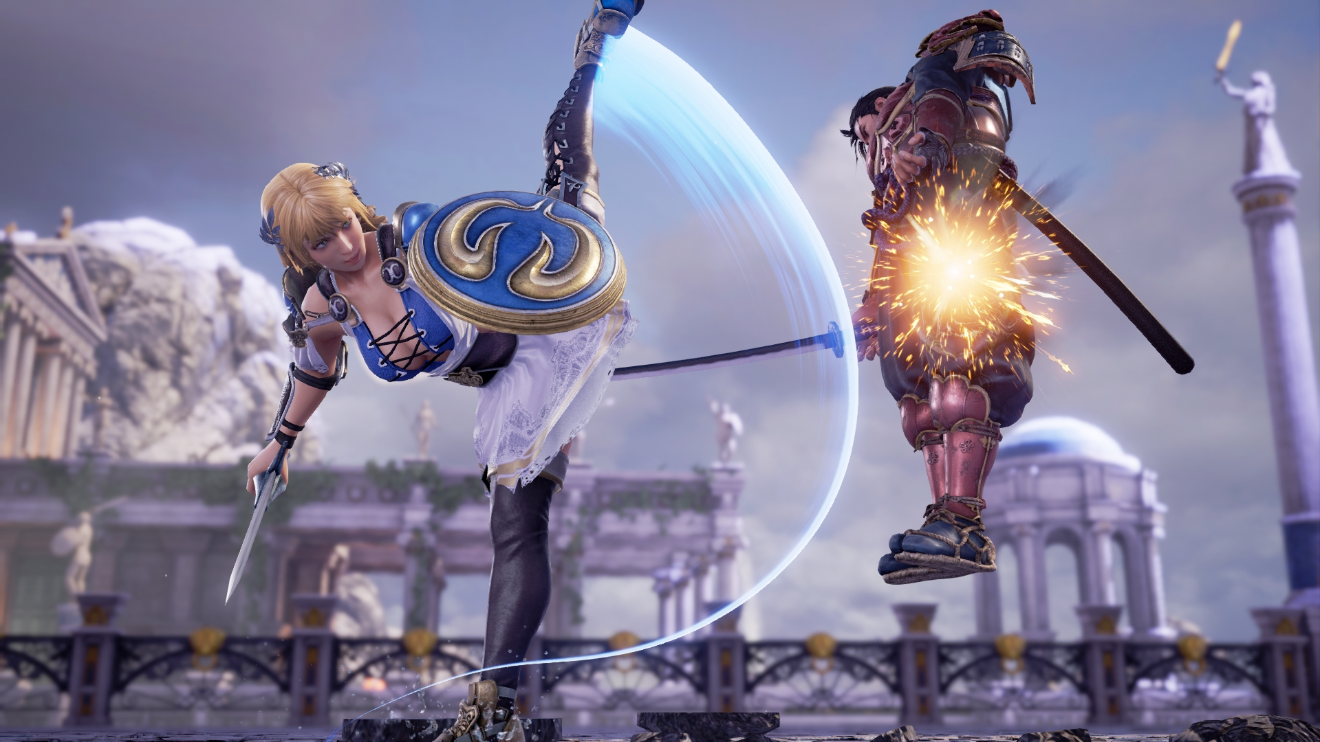 Soul Calibur 6 New Gameplay Footage Details Amp Screenshots