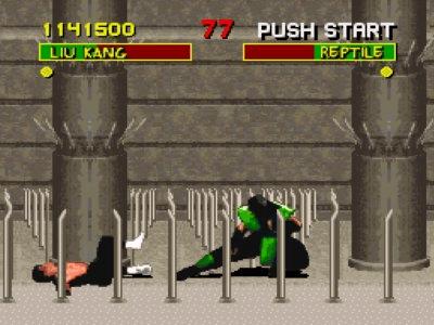 Mortal Kombat 1992 TFG Review