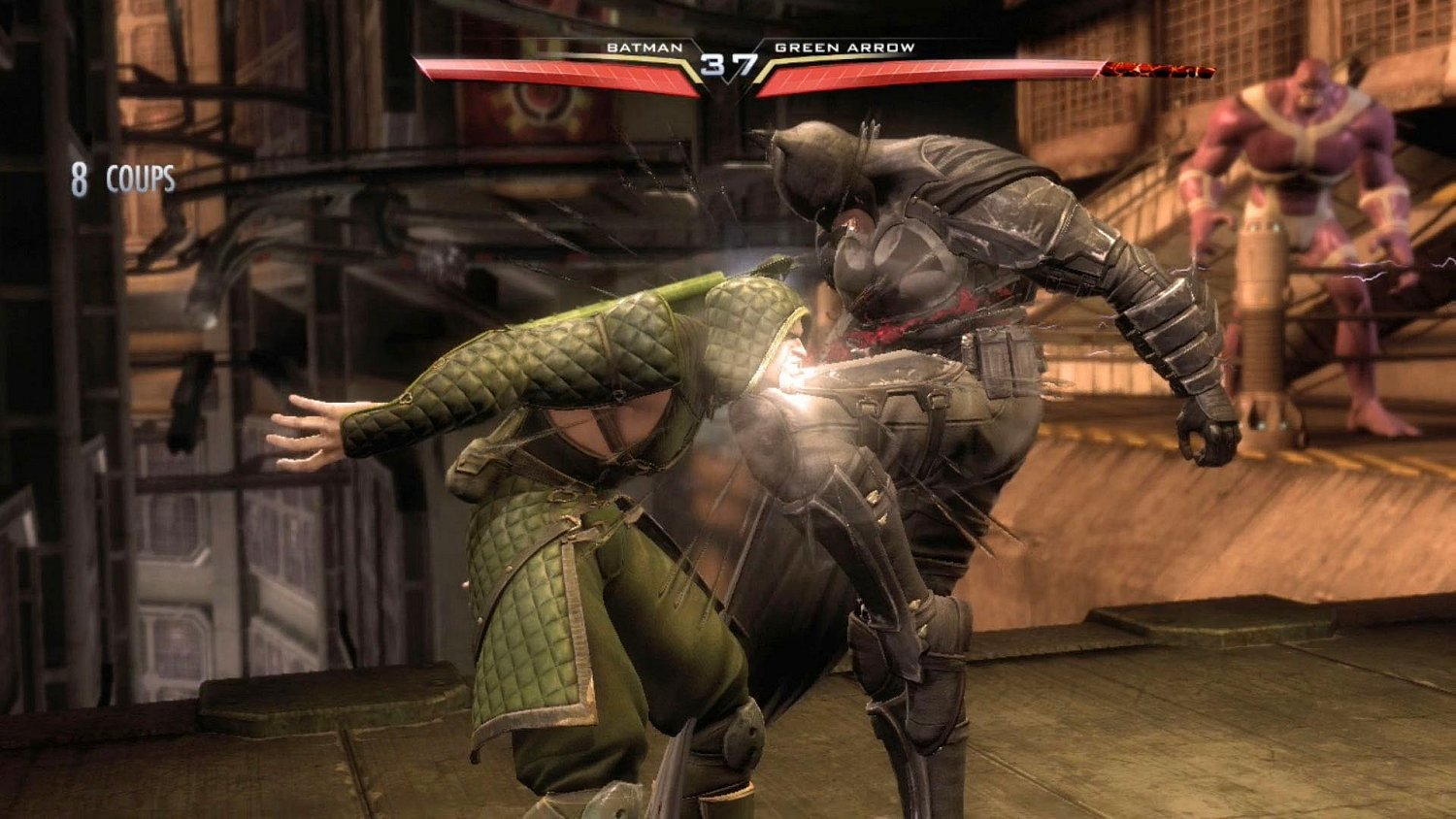 Injustice Gods Among Us TFG Review Artwork Gallery
