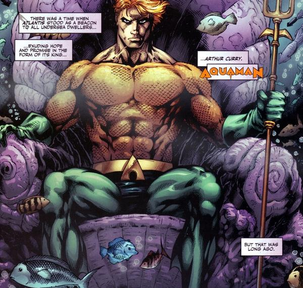 Aquaman Dc Injustice