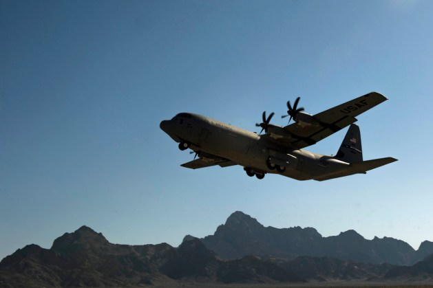 C-130 Hercules: THE Great American Airplane