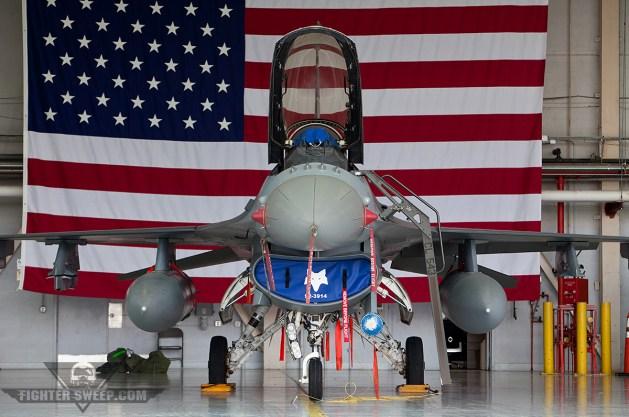 South Carolina Guard F-16s Help Rescue Boaters