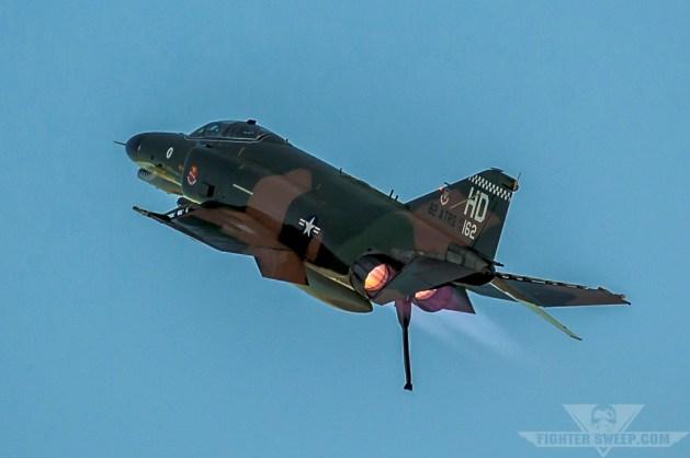 McDonnell Douglas QF-4E Phantom II