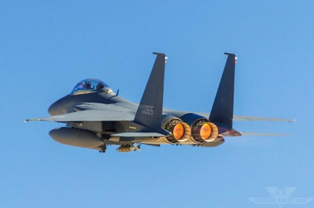 Burner Friday: Boeing F-15K SLAM Eagle