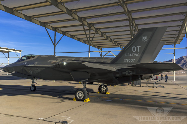 Eielson AFB: One Step Closer To Fielding F-35s By 2019