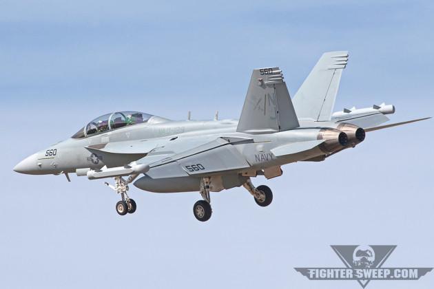 EA-18G 166894 KNJK