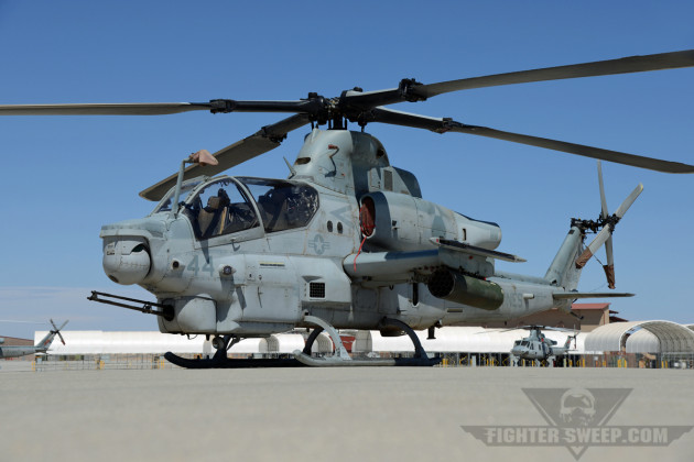 USMC AH-1Z 168049 (HMLA-267 UV-44) (LF4) [NYL 11Apr2013]           - Curt Jans