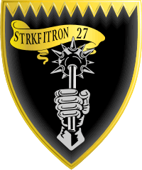 VFA-27 Current Patch