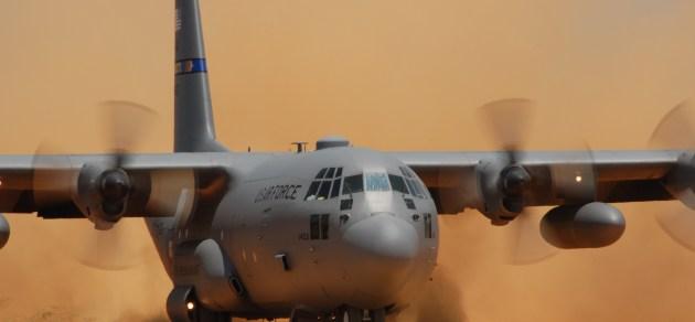 Dirt Qualified: Maximum Effort Landings in the C-130