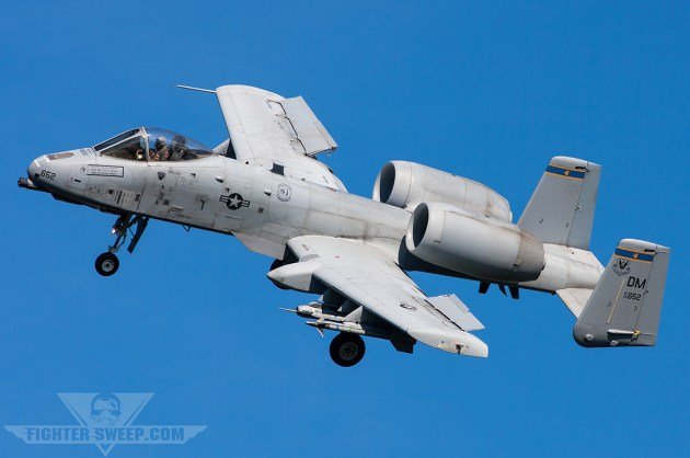 Operation Atlantic Resolve: A-10s to Romania