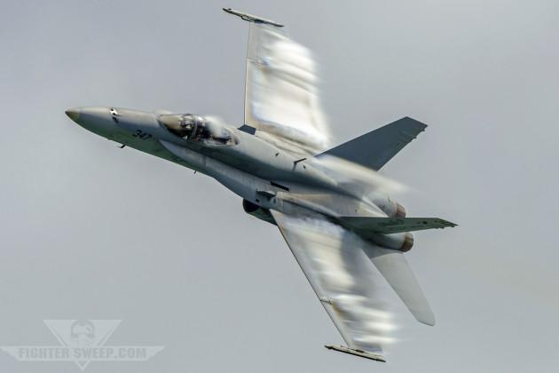 Legacy Hornet Carrier Break