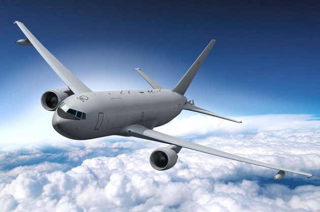 AFRES KC-46A Candidate Bases Announced