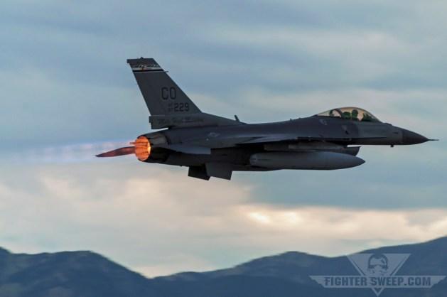 Burner Friday: Colorado ANG F-16C+