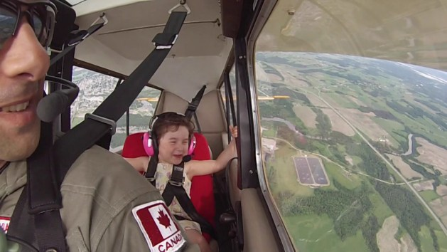 From The Cockpit: First Aerobatic Ride