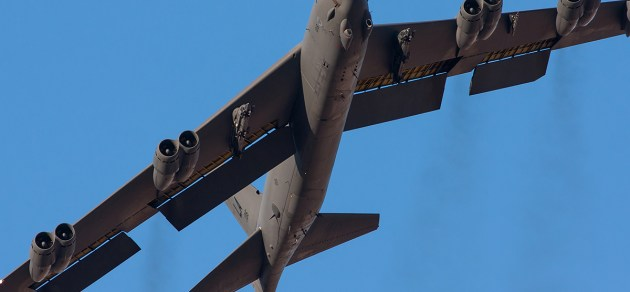 B-52s Arrive In Qatar To Support Inherent Resolve