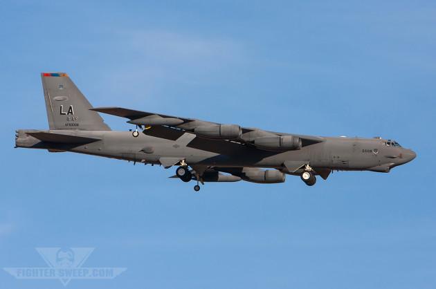 Serpentex: B-52s Participate In European CAS Exercise!