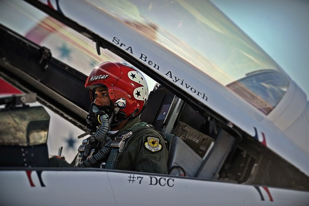Wrenches to Wings: A Thunderbird's Story