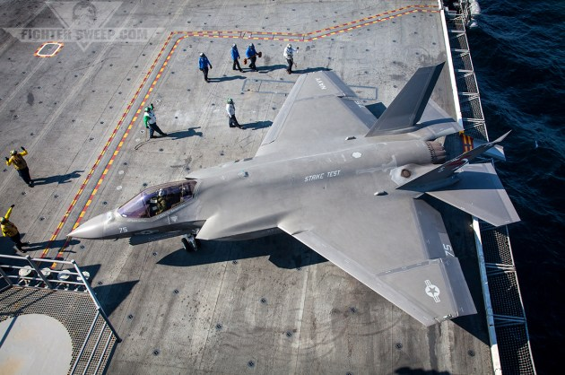 Skunk Works: Invest In F-22 And F-35
