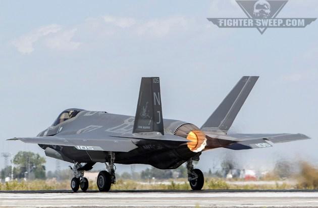 Burner Friday: VFA-101 F-35C Lightning II