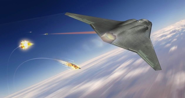 sixth-generation fighter concept Northrop-NGAD-1