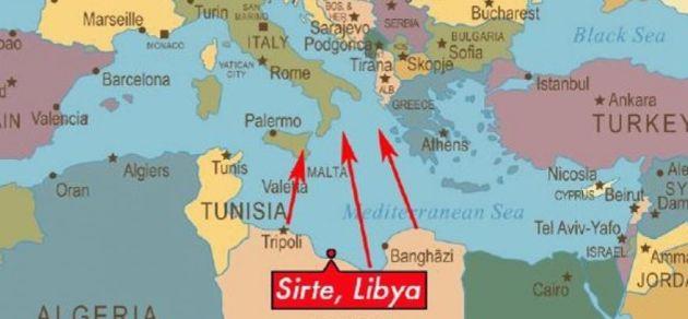 Daesh Training Pilots At Libyan Air Base?