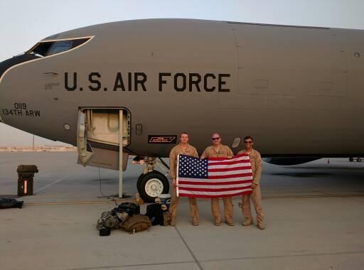 Photo courtesy of USAF.
