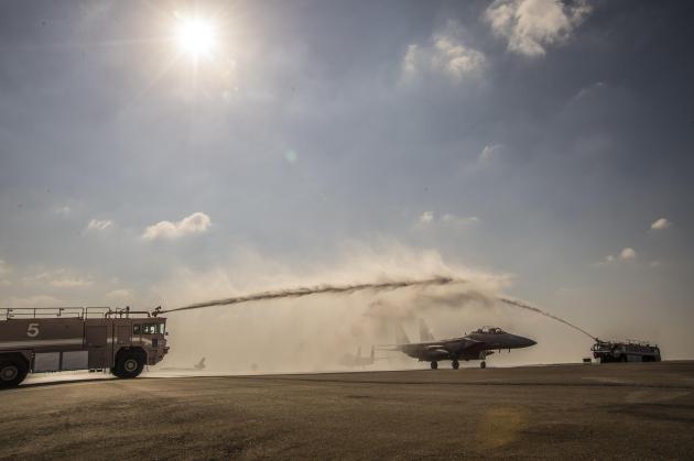 Strike Eagle WSO Passes 1,000 Combat Hours!