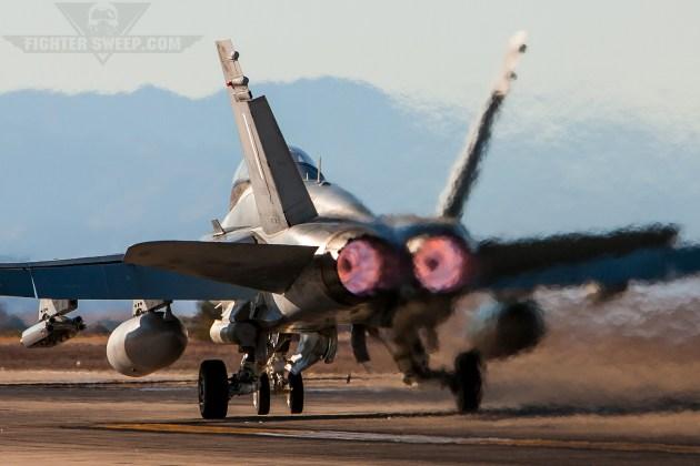 Burner Friday: Royal Canadian Air Force CF-18 Hornet!