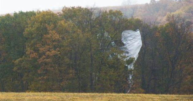 Pentagon: Runaway JLENS Blimp Was Missing Batteries