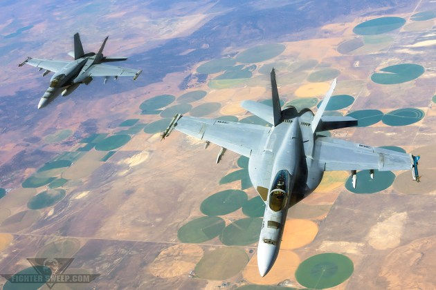 Navy: Hornet Pilots Losing Oxygen...Regularly?!